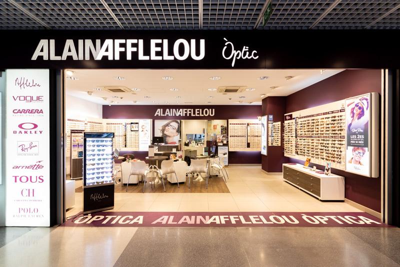ef7d126de9 ... modelos y formas, gafas de sol y lentes de contacto, siempre con la  mejor calidad y precio. Tu óptica en Andorra está en la planta 0 de illa  Carlemany.