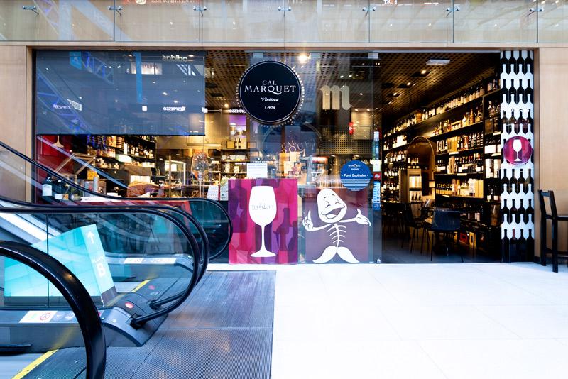 b5c7258857 En Cal Marquet encontrarás tu tienda de productos delicatessen en Andorra.  Prueba los mejores vinos y disfruta del restaurante degustación.