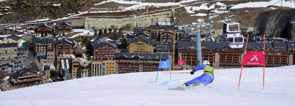 FIS SKI Andorra