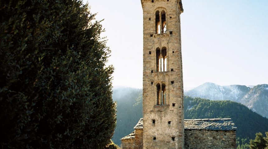ROMANESQUE ANDORRA, HISTORY, MUSEUMS AND ART