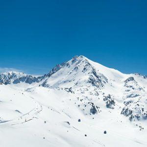 L'Andorre en hiver