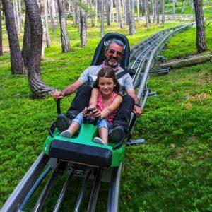 El parque de aventuras de los Pirineos para disfrutar en familia