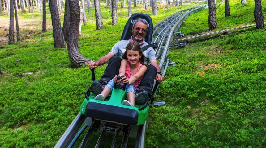 Le parc d'aventures des Pyrénées pour s'amuser en famille