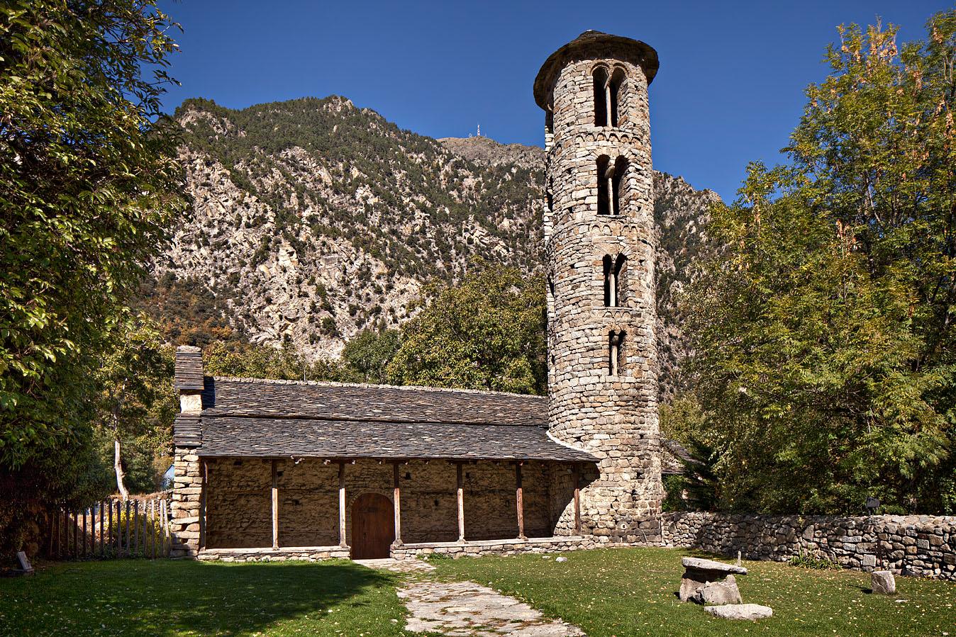 Un parcours historique à travers les villages et l'art roman de l'Andorre