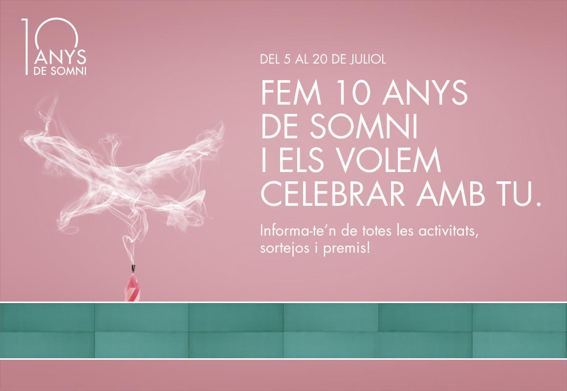 10è Aniversari Illa Carlemany