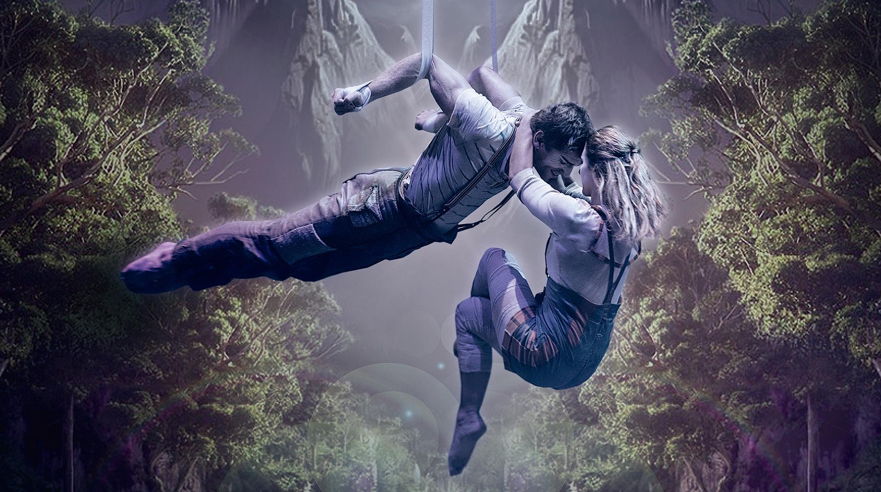 Cirque du Soleil celebrates 10 years of Illa Carlemany