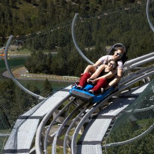 A family getaway full of adventure and action at the Family Park in Canillo