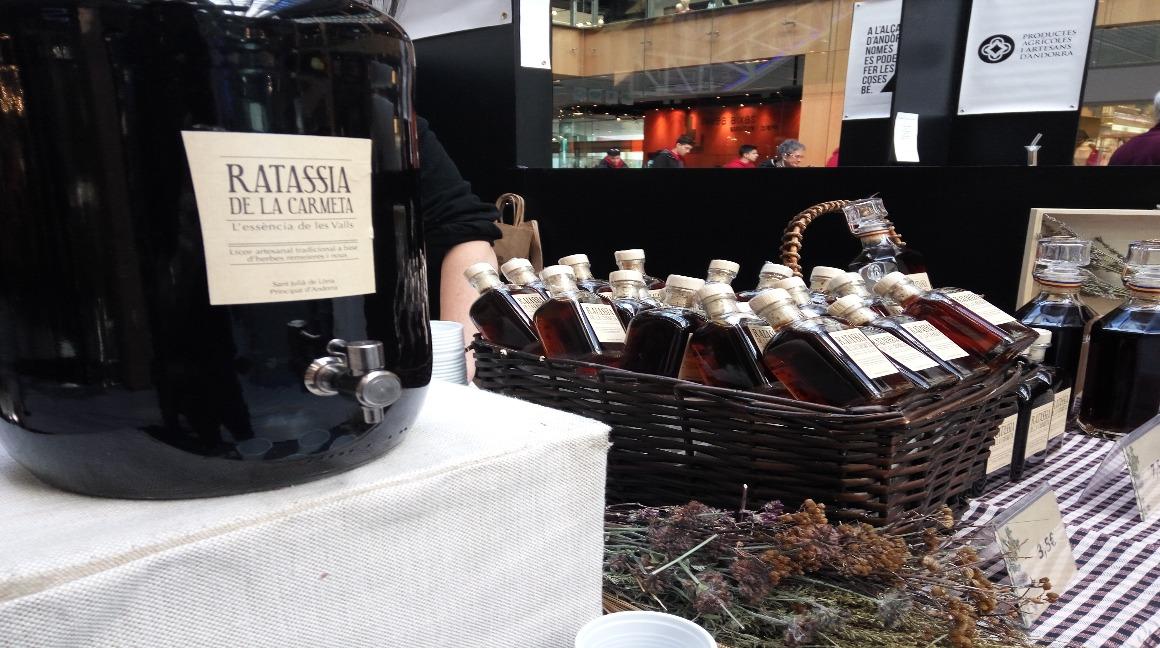 8a mostra de Productes Agrícoles i Artesans d'Andorra a Illa Carlemany