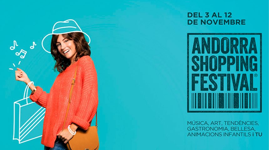 Come and enjoy the Andorra Shopping Festival!