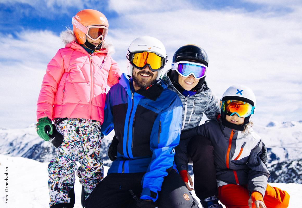 És temps de neu a Andorra!