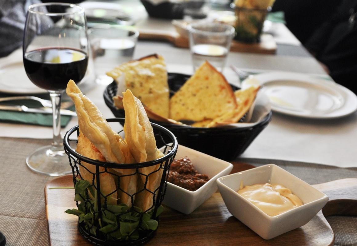 L'oferta de restaurants i cafeteries del Centre d'Andorra