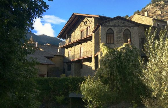Viatgeu a Andorra des de la literatura