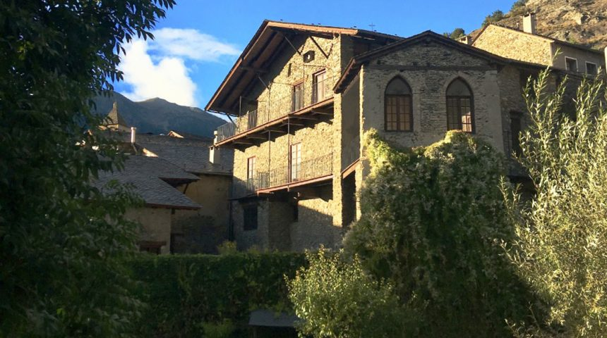 Descubrir Andorra mediante la literatura