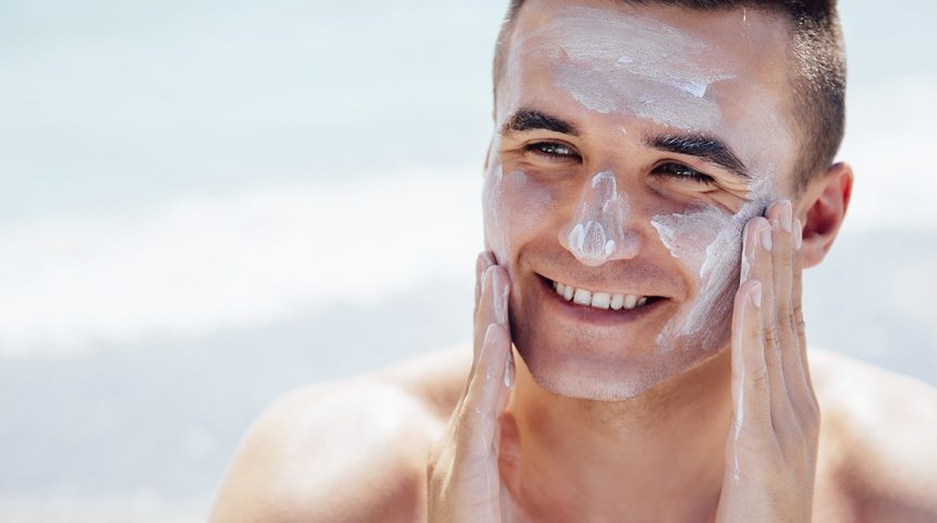 In the summer, let's care for our skin