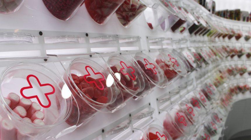 Happy Pills, a sweet proposal at illa Carlemany