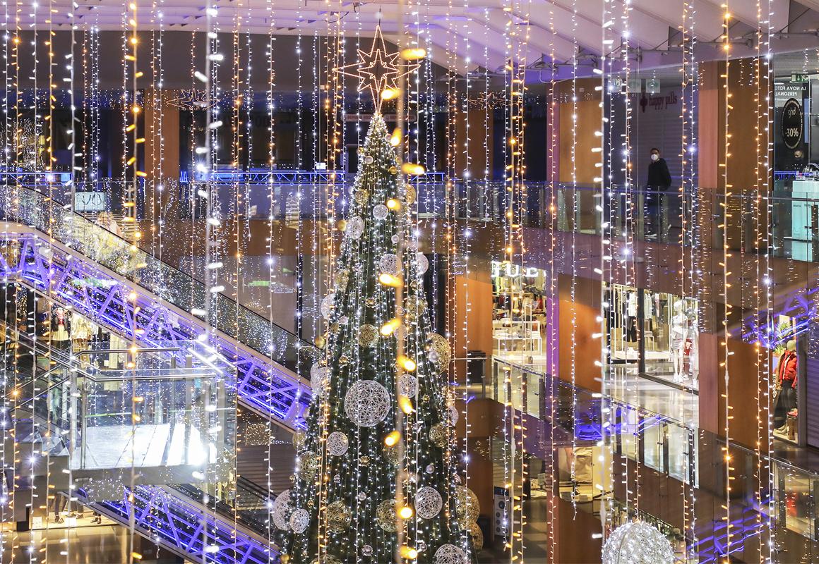 Nadal al centre d'Andorra