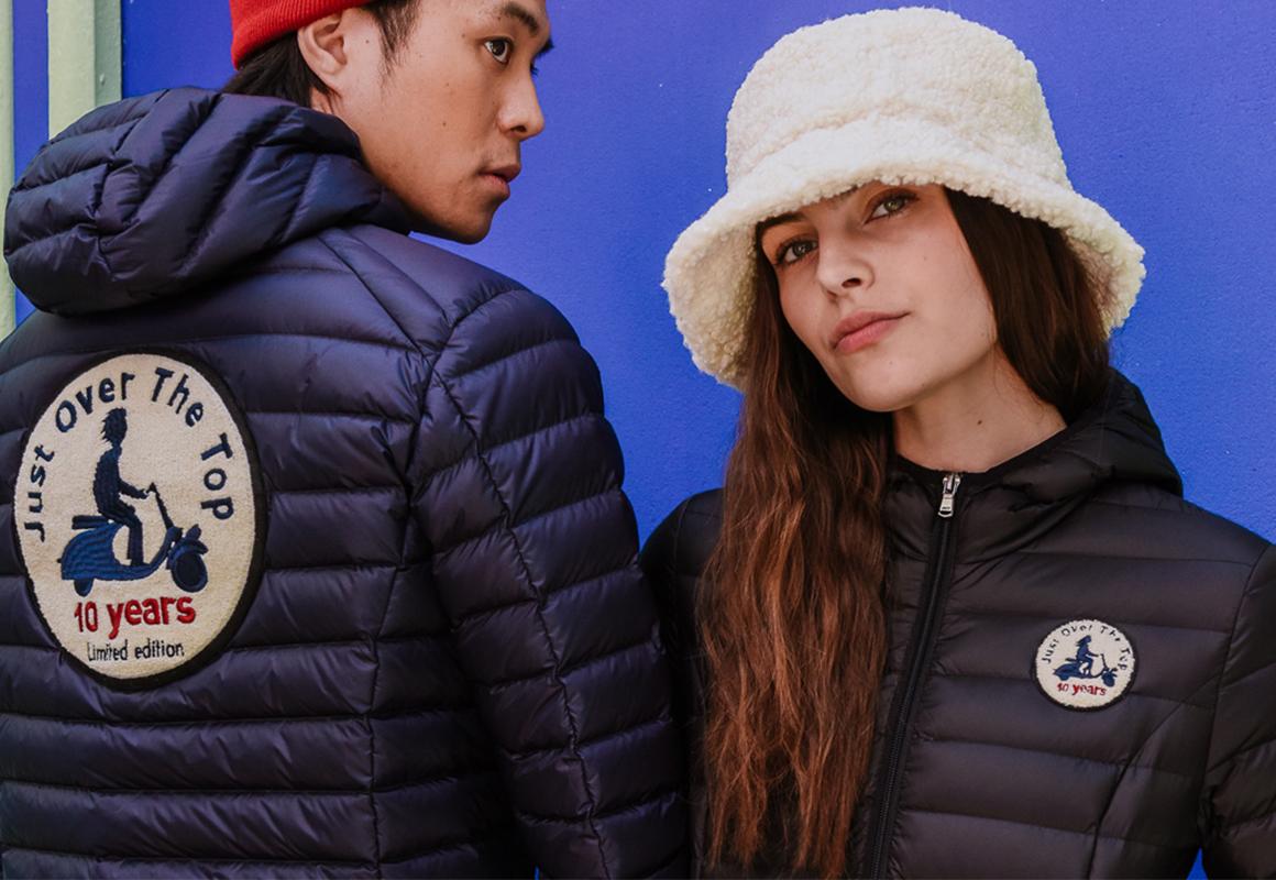 Toda la moda para combatir el frío, ¡en illa Carlemany!