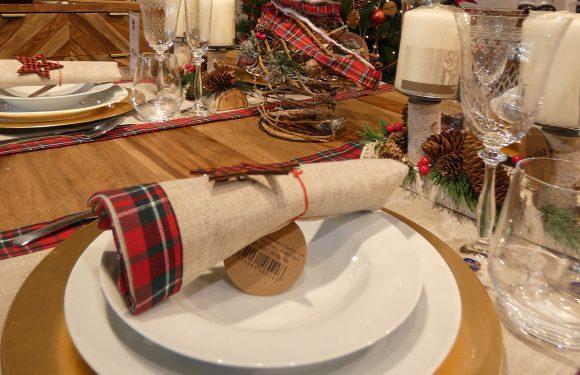 Els ingredients dels àpats de festes, també a illa Carlemany!