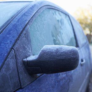 Els cotxes també pateixen el fred!