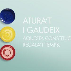 El 14 de març, dia de la Constitució d'Andorra i un any de pandèmia