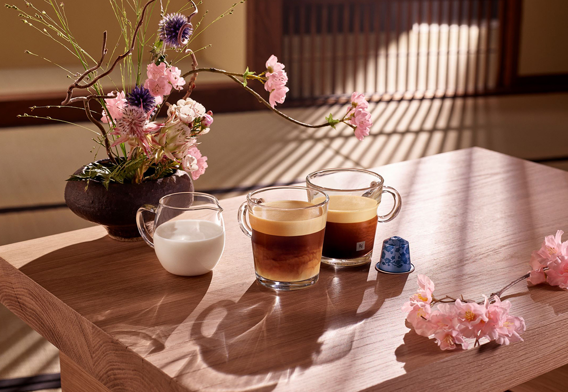 La boutique Nespresso d'illa Carlemany vous invite au voyage