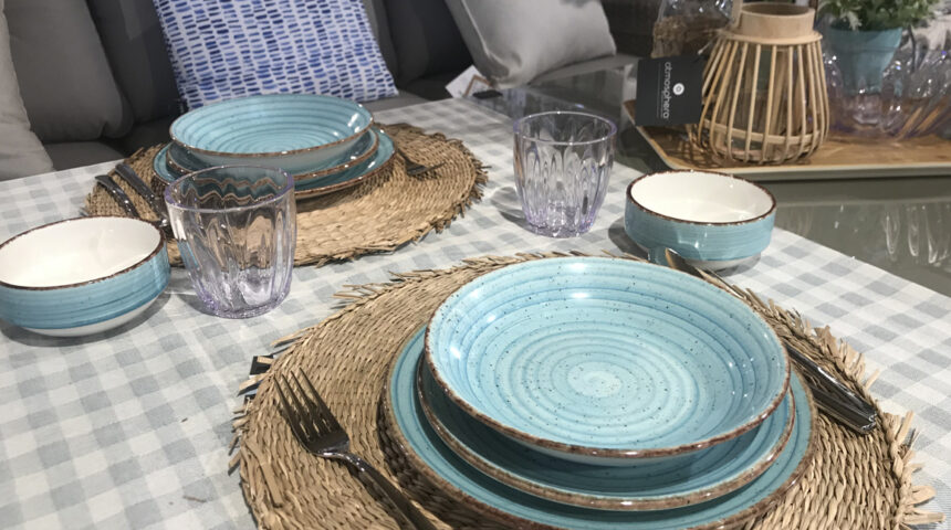 Dress up your Summer Table