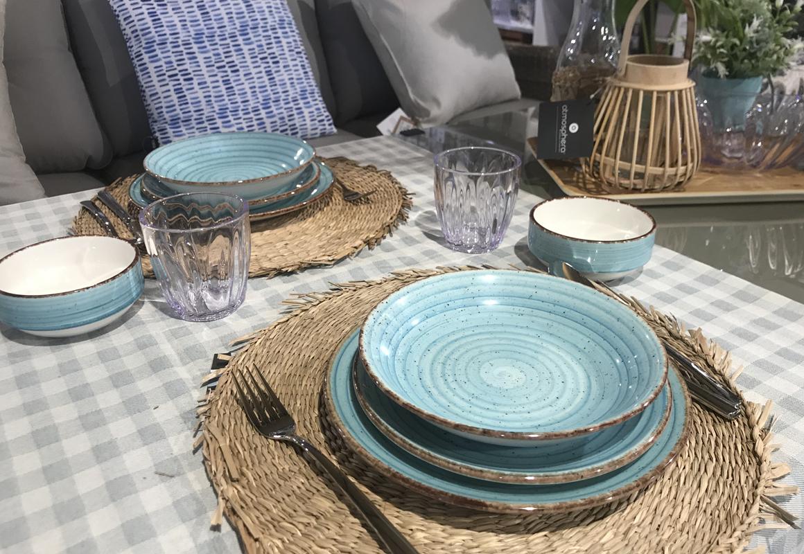 Habiller votre table d'été