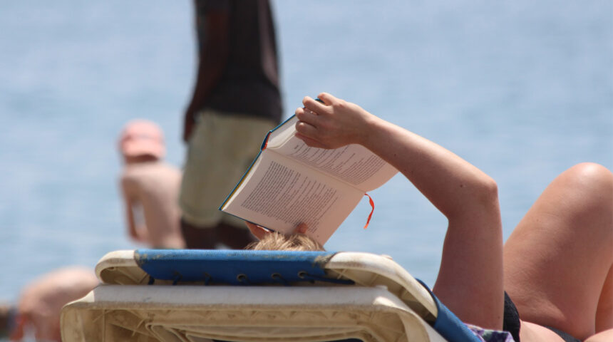 Top summer holiday reads