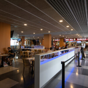 illa Carlemany, leisure and dining in the centre of Andorra
