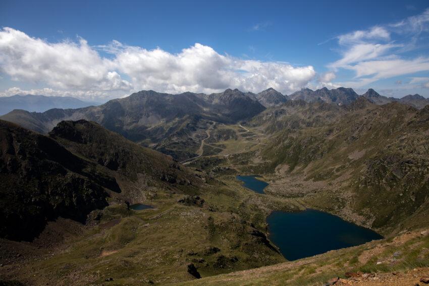 Itinéraires de randonnée pour découvrir l'Andorre