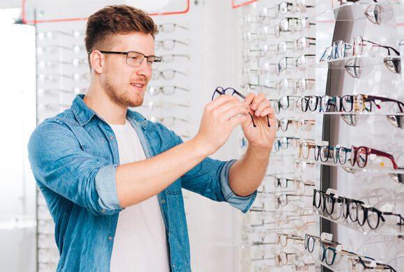 Glasses, a fashion accessory